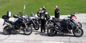 Motorrad Freizeit im Schwarzwald