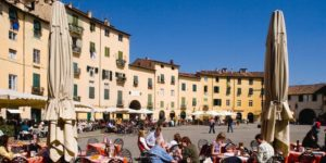 Florenz – Lucca – Rom